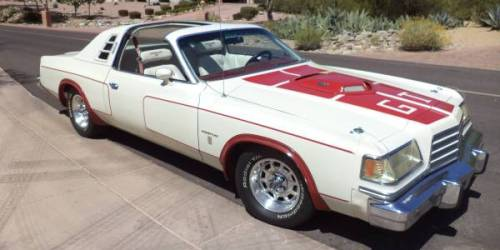 1978 Dodge Magnum Xe Gt Clone T Top For Sale By Owner In