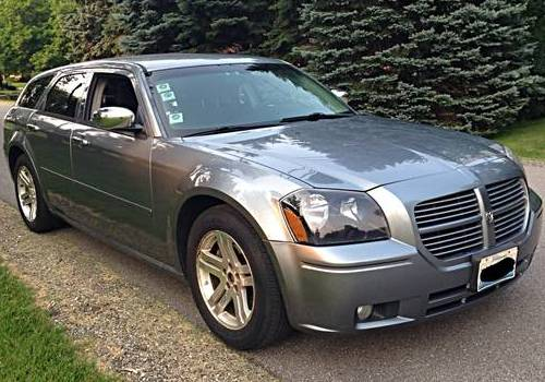 2006 dodge magnum sxt auto for sale in wheeling chicago illinois. Black Bedroom Furniture Sets. Home Design Ideas