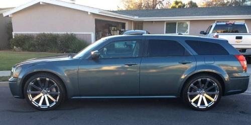 2005 Dodge Magnum RT Hemi! 5 7 V8 For Sale in Orange County