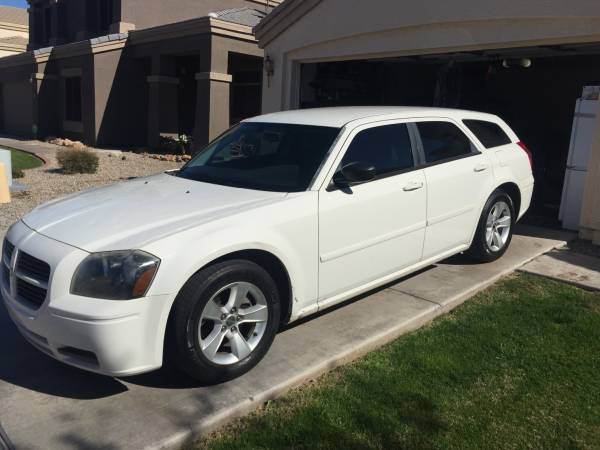 2008 dodge magnum 114k miles for sale in phoenix arizona. Black Bedroom Furniture Sets. Home Design Ideas