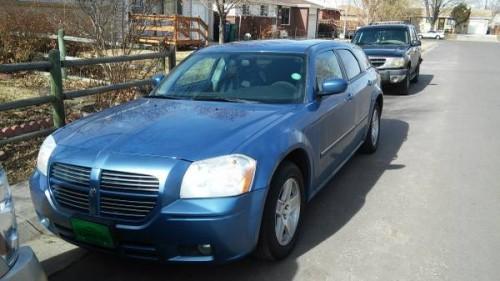 2007 Dodge Magnum Wagon For Sale In Aurora Colorado