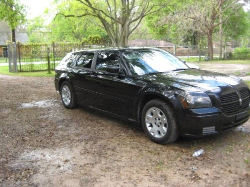 Craigslist Mohave County Az >> 2006 Dodge Magnum Sedan V6 Auto Trans For Sale in Houston, Texas
