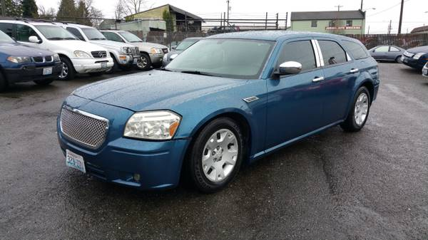 2005 dodge magnum 134k miles automatic for sale in tacoma washington. Black Bedroom Furniture Sets. Home Design Ideas