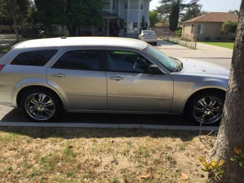 2005 dodge magnum 6 cylinders auto for sale in arcadia california. Black Bedroom Furniture Sets. Home Design Ideas