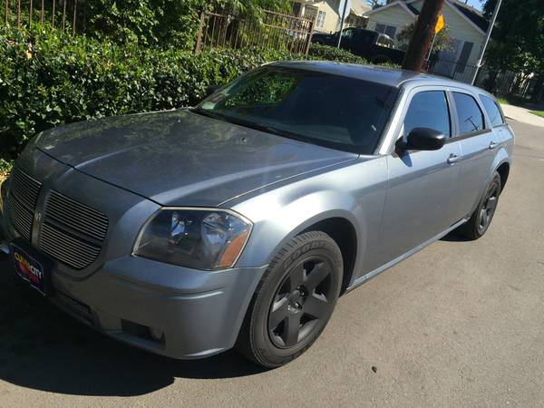 2007 dodge magnum 6 cylinders auto for sale in los angeles california. Black Bedroom Furniture Sets. Home Design Ideas