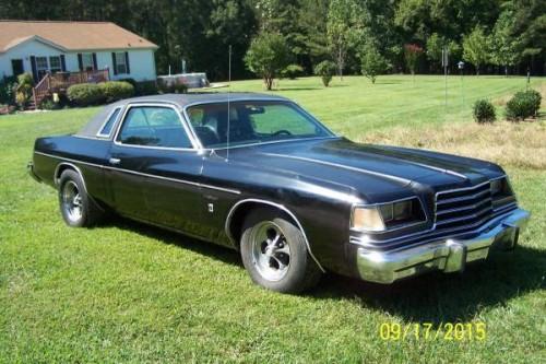 1978 Blackstone VA