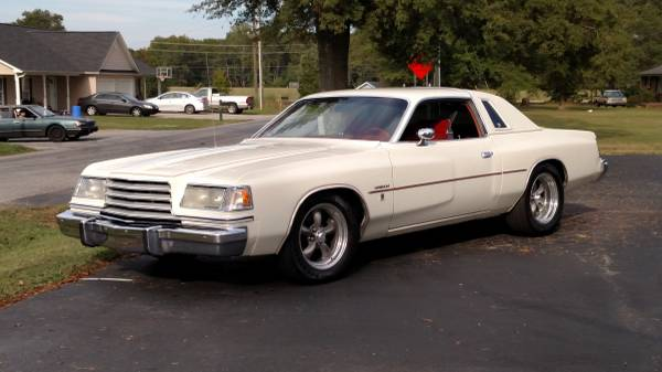 1979 dodge magnum 360 automatic for sale in white house. Cars Review. Best American Auto & Cars Review