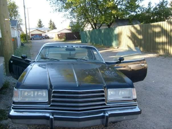 1979 dodge magnum gt 360 v8 for sale in guelph ontario. Black Bedroom Furniture Sets. Home Design Ideas