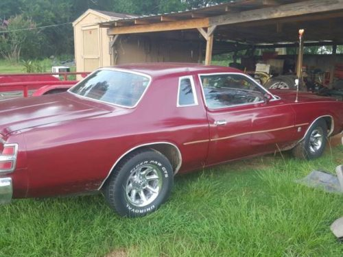 Craigslist Cars New Orleans: 1979 Dodge Magnum Automatic For Sale In Slidell, Louisiana