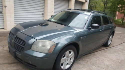 2005 dodge magnum 3 5l auto for sale in greensboro north carolina. Black Bedroom Furniture Sets. Home Design Ideas