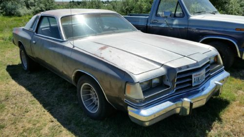 1978 dodge magnum 360cid v8 automatic for sale in moses lake. Black Bedroom Furniture Sets. Home Design Ideas