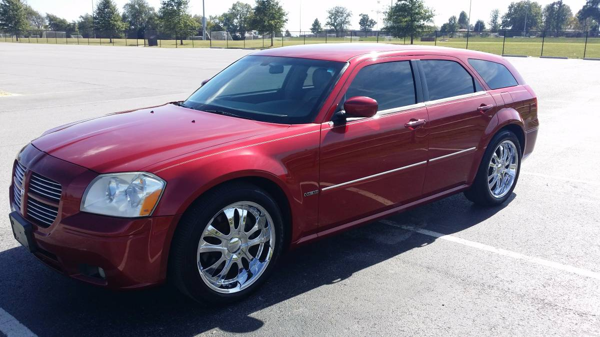 2006 dodge magnum rt 5 7 hemi v8 for sale in bentonville arkansas. Black Bedroom Furniture Sets. Home Design Ideas